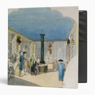 Cafe in the cellar of the Palais-Royal Binder