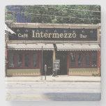 Cafe Intermezzo Buckhead Atlanta Marble Stone Coas Stone Coaster