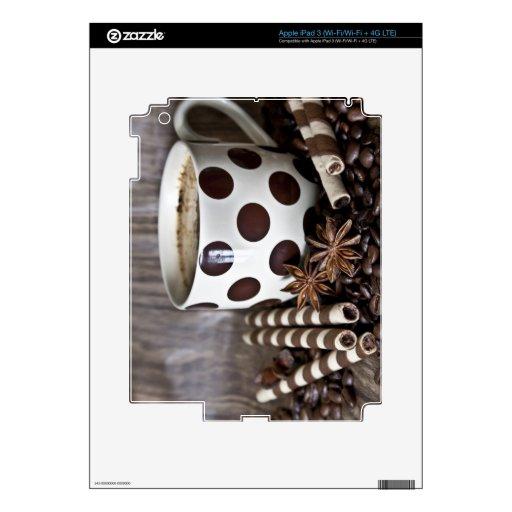 Café iPad 3 Skin