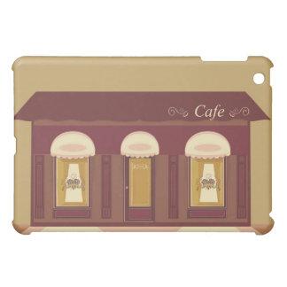 cafe iPad mini cover