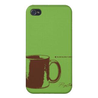 CAFÉ iPhone 4 CARCASAS
