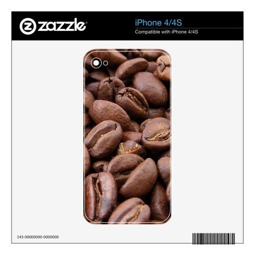 Café iPhone 4S Skin