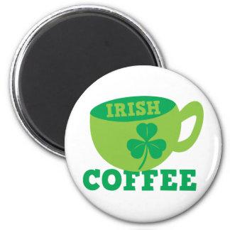 Café irlandés imanes