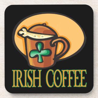 Café irlandés posavaso