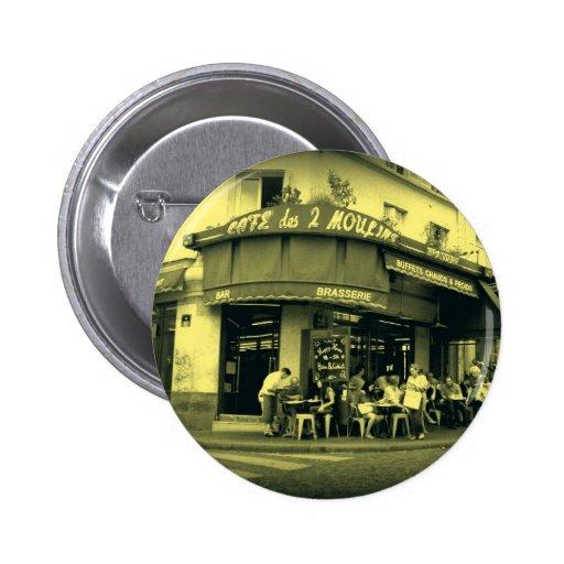 Café Le Deux Moulain Boton