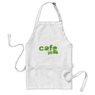 Cafe Less Adult Apron