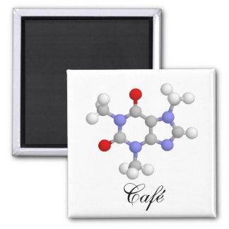 Cafe Fridge Magnets