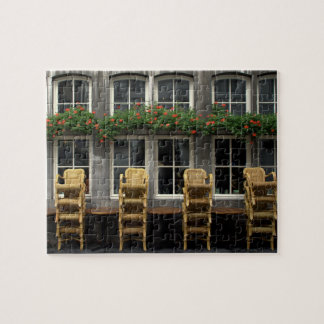 Café magnífico puzzle con fotos