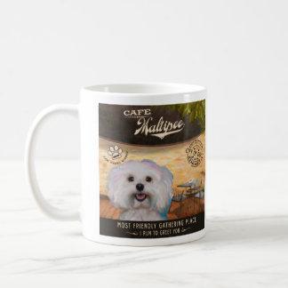 Cafe Maltipoo Mug