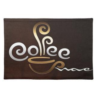 Café Manteles Individuales
