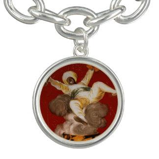 Cafe Martin Coffee Genie Charm Bracelet