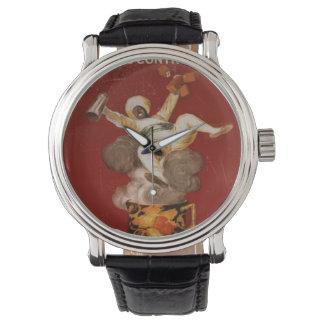 Cafe Martin Coffee Genie Wrist Watch