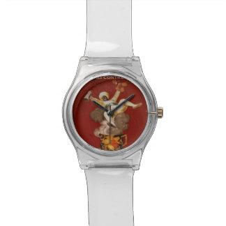Cafe Martin Coffee Genie Wristwatch