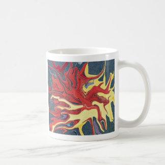 Café, mi droga de la opción taza