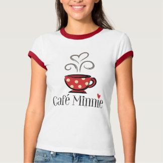 Café Minnie Playera