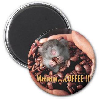 ¡… CAFÉ Mmmm!! Imán