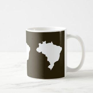 Café Mocha Festive Brazil at Emporio Moffa Coffee Mug
