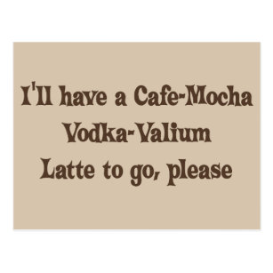 who can valium latte