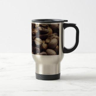 Café molido tazas