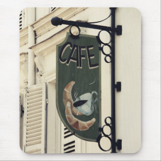 Cafe Mouse Pad