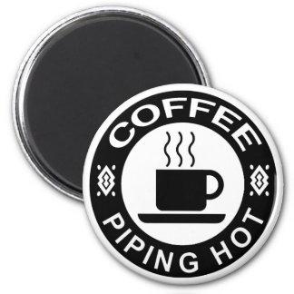 CAFÉ - MUY CALIENTE IMANES