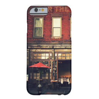 Cafe - New York City Barely There iPhone 6 Case