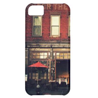 Cafe - New York City iPhone 5C Case