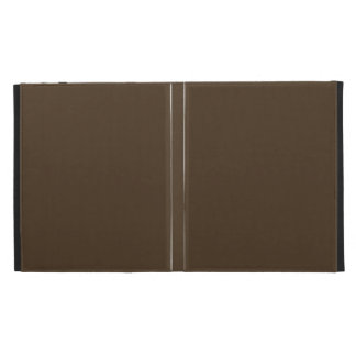 Cafe Noir iPad Folio Covers