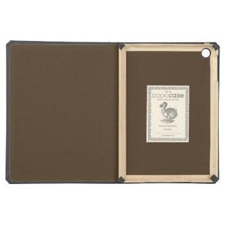 Cafe Noir iPad Air Cover