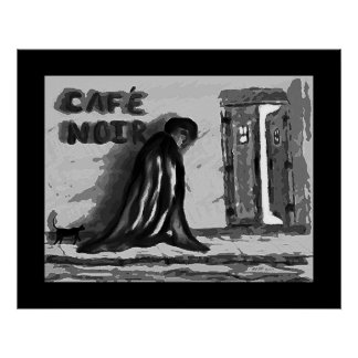 Cafe Noir -- The Beginning 2 Posters