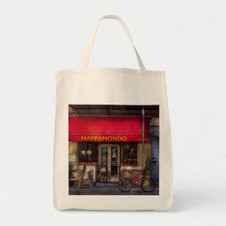 Cafe - NY - Chelsea - Mappamondo Bag