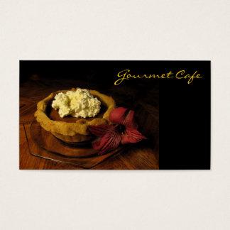 Cafe or Restaurant Business Card