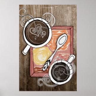 café para el poster dos