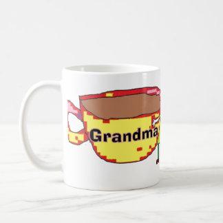 Café para la TAZA de la abuela