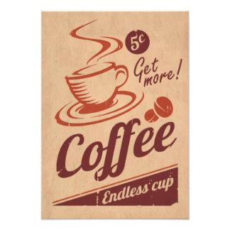 Café Impresión Fotográfica