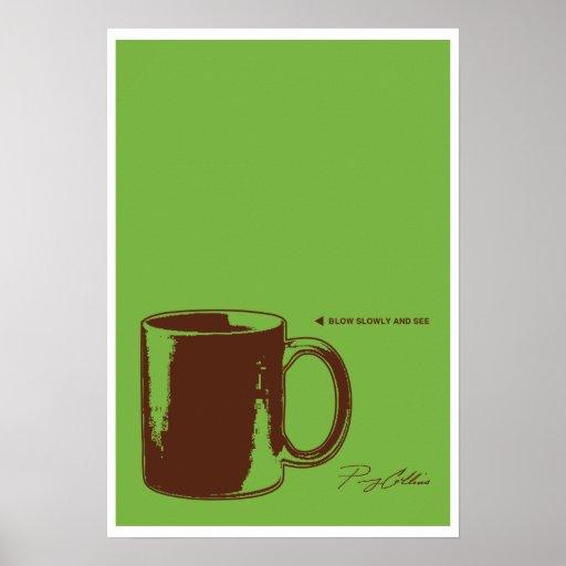 CAFÉ PÓSTER