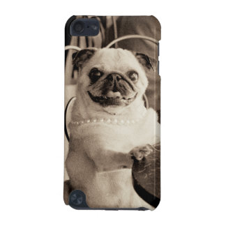 Cafe Pug iPod Touch 5G Case