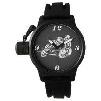Café Racer-2 Reloj