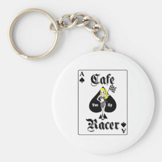 Cafe Racer Blonde Key Chains