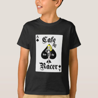 Cafe Racer Blonde T-Shirt