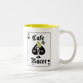 Cafe Racer Blonde Two-Tone Coffee Mug