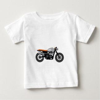 Cafe Racer / Brat Bike Motorcycle Baby T-Shirt