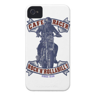 Cafe racer iPhone 4 Case-Mate case