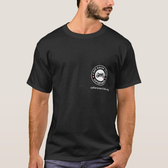 Cafe Racer Club VOXAN Black Magic T-Shirt