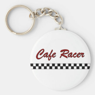 Cafe Racer Keychain