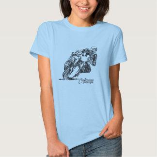 Cafe Racer Mean Lean Vintage Style T-Shirt