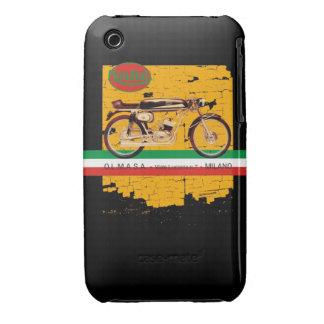 cafe racer - mondial iPhone 3 case