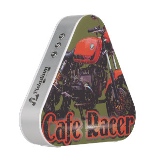 Cafe Racer Motorcycle Bluetooth Speaker