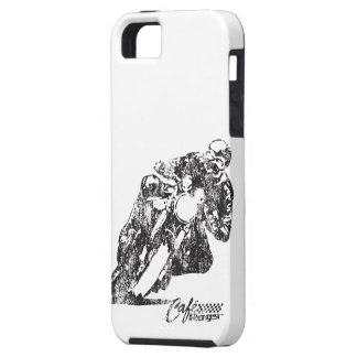 Cafe Racer Motorcycle Mean Lean Vintage Style iPhone SE/5/5s Case