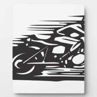 Cafe Racer Plaque